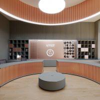 Vigado/ city theater office