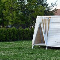KREA-Artifex design Camp KUCKO