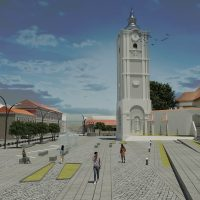 City hall renovation concept