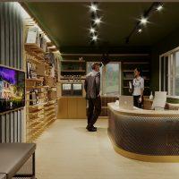 Zabola Estate Shop/ rescepcion